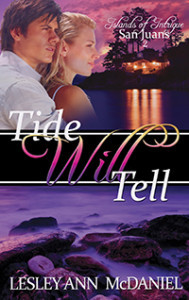Tide Will Tell, Islands of Intrigue: San Juans, book 2