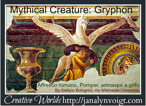Mythical Creature- Gryphon