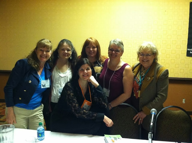 Inspirational author panelists at the Montana Festival of the Book