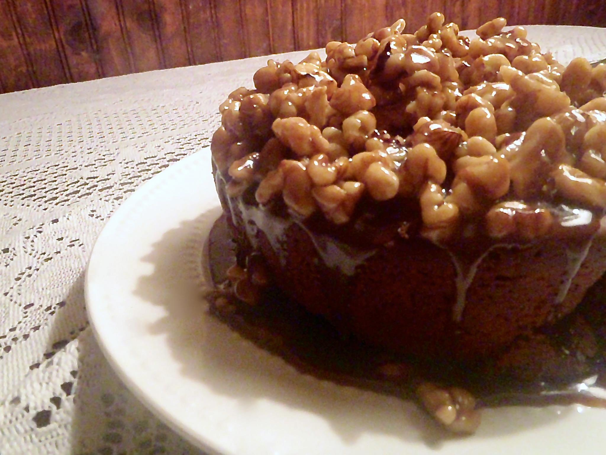 Grandma Katie\'s Wacky Cake Homemade from-Scratch Recipe