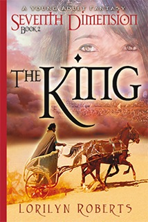 Seventh Dimension The King by Lorilyn Roberts