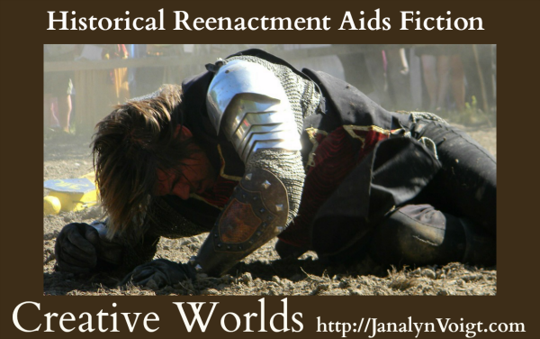 Historical Reenactment Aids Fiction