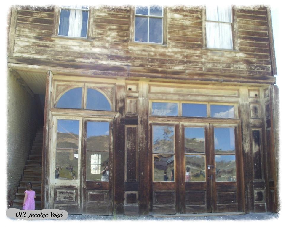 Gentlemen's Club, Bodie Ghost Town