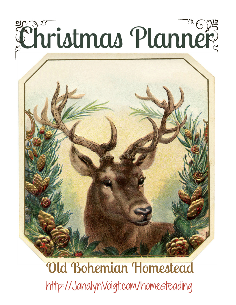 obh christmas plan binder cover