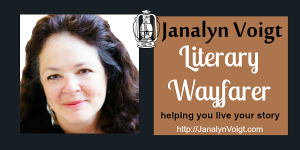 Janalyn Voigt Literary Wayfarer