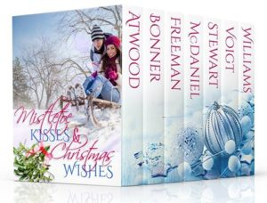 Mistletoe Kisses and Christmas Wishes Boxed Set