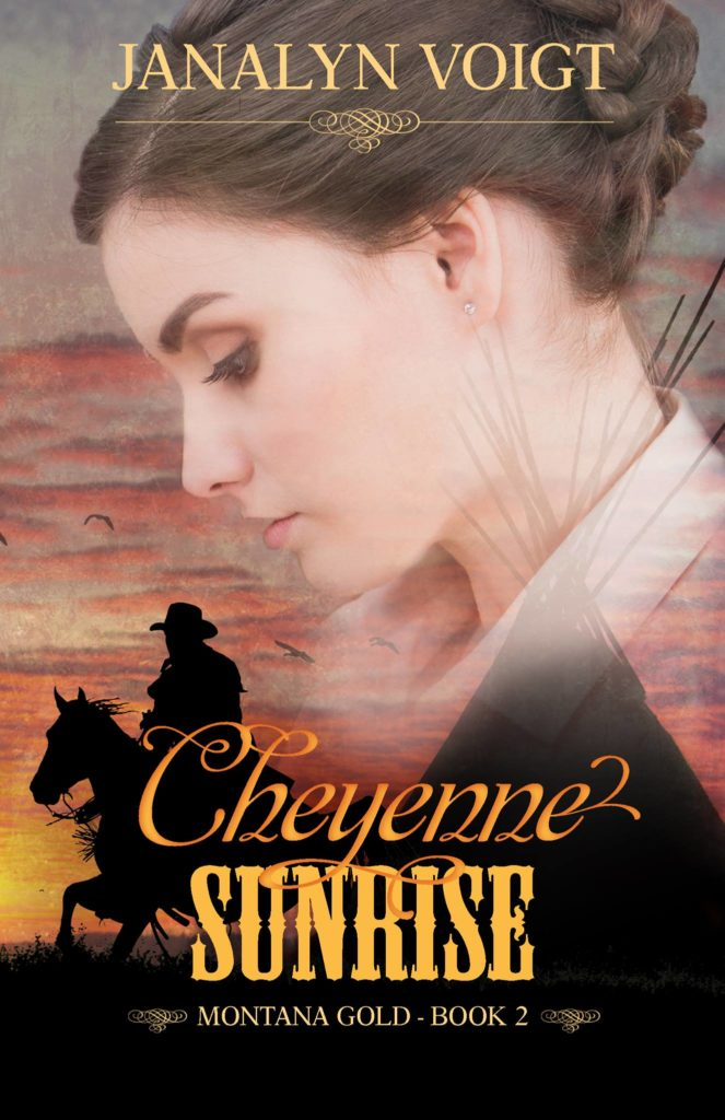 Cheyenne Sunrise by Janalyn Voigt