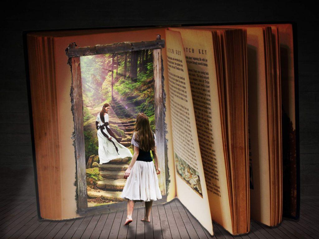 Books are Travel