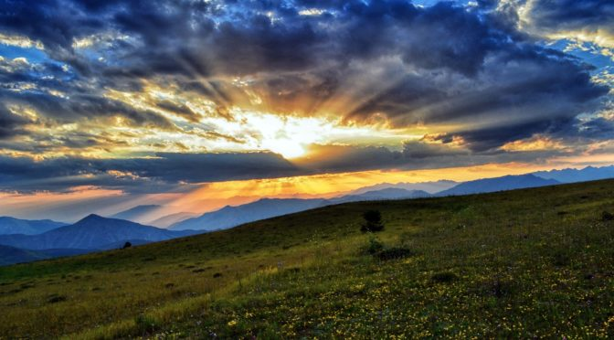 My Journey by the Heroine of Cheyenne Sunrise